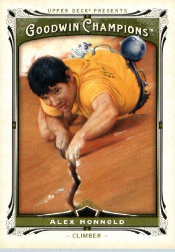 2013 Upper Deck Goodwin Champions Trading Card #8 Alex Honnold
