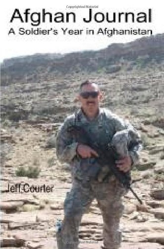 Book: Afghan Journal - A Soldier's Year in Afghanistan by Jeff Courter
