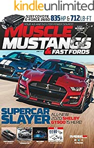 Muscle Mustangs & Fast Fords