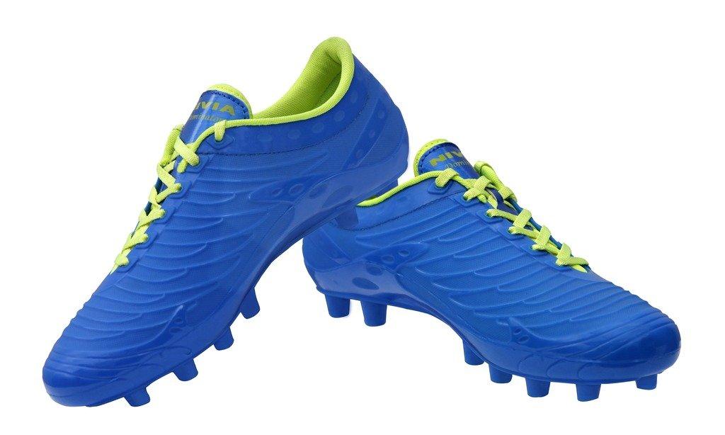 Nivia Dominator Football Shoes - Blue