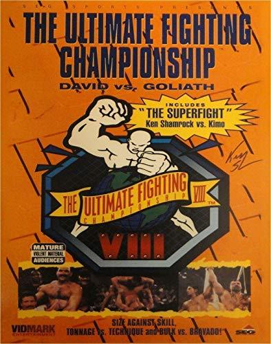 Ken Shamrock Hand Signed Autographed 16x20 Poster UFC Fighting Championship - Autographed UFC Photos