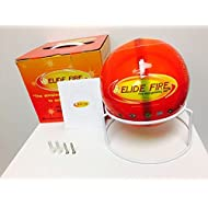 Elide fire Multi Purpos Ball Fire Extinguisher Self-activation