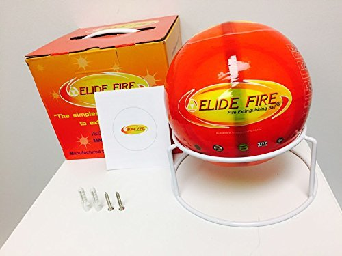 Elide fire Multi Purpos Ball Fire Extinguisher Self-activation Automatic Fire Extinguisher