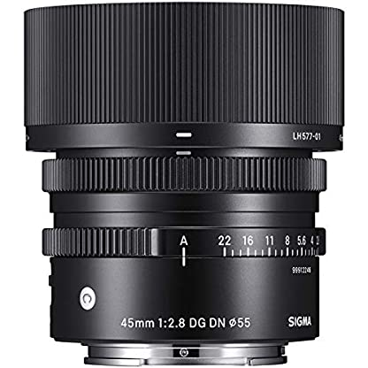 Sony Alpha ILCE5100L 24.3MP Digital SLR Camera (Black) with Sony 16-50mm Lens, Sigma 45mm f/2.8 DG DN Lens and Free Bag 5
