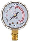 Hobart 770127 Oxy/Acet,Gauge Low Pressure,Psi/Apa,Lp/Acetylene