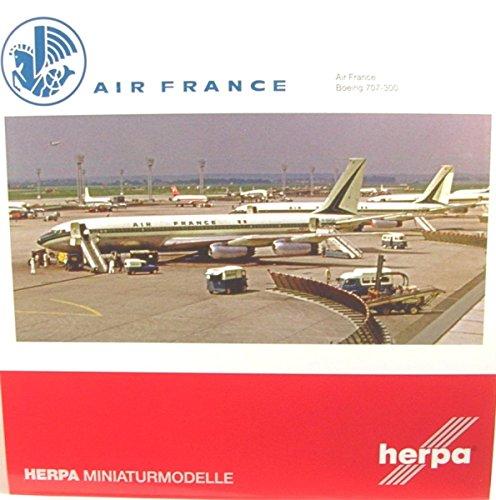 (Daron Herpa Air France 707-320 1/200)