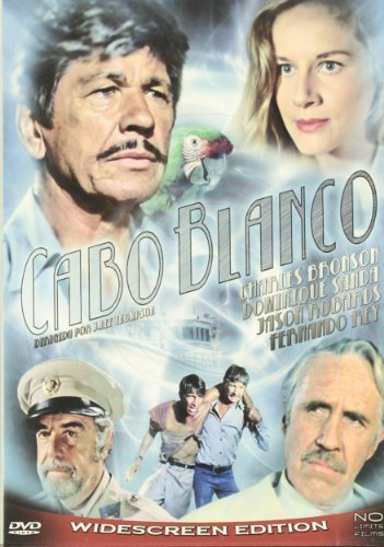 Cabo Blanco (aka Caboblanco, 1981) - Region Free PAL, plays in English without ()