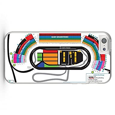 iPhone 5C cover case NawHampshifeMoterSpeedwoy Track Maps Speedway ...