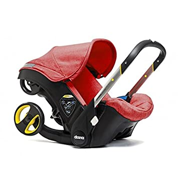 Doona Car Seat Stroller Group 0 1 Love Red