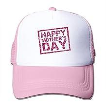 Cool Happy Mother's Day Trucker Mesh Baseball Cap Hat