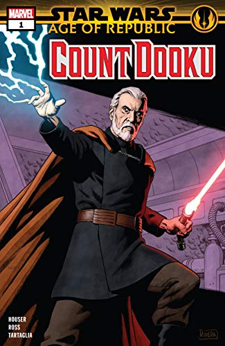 Pdf Comics Star Wars: Age Of Republic - Count Dooku (2019) #1 (Star Wars: Age Of Republic (2018-2019))