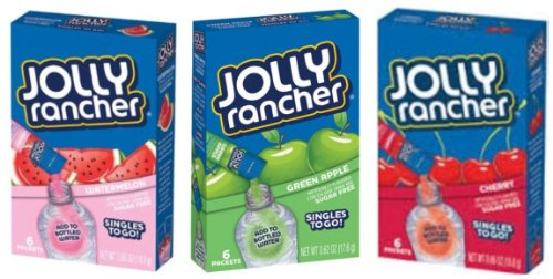 Jolly Rancher Singles to Go - Variety (Pack of 6) (Variety) ()