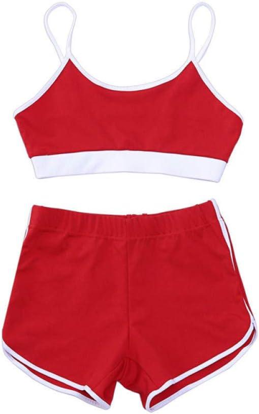 Pantalones Cortos de Chaqueta de Traje Casual de Verano para Mujer 2 Juegos de Ropa de Mujer Ropa Deportiva de Fitness 1 S