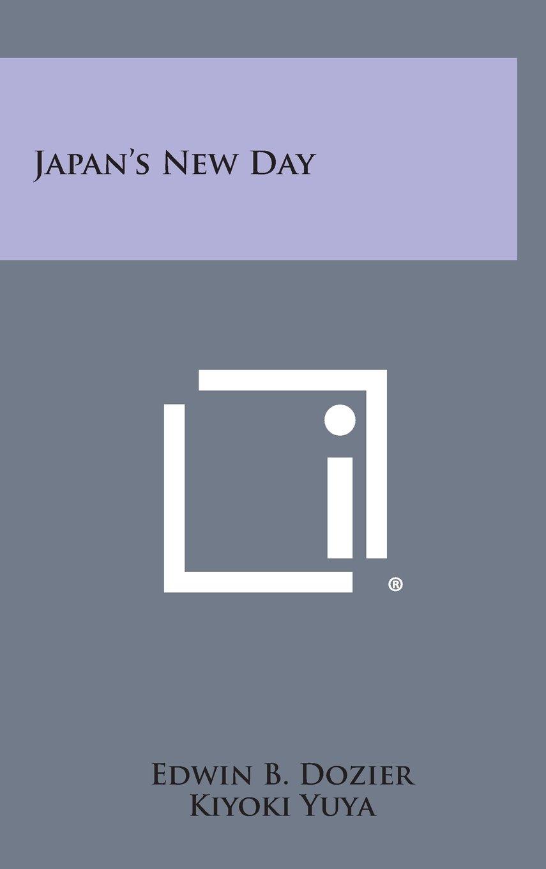 Japan's New Day PDF