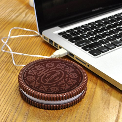 [해외]핫 쿠키 USB 전원 커피 티 컵 머그컵 히터/Hot Cookie The USB Powered Coffee tea Cup Mug Warmer heater