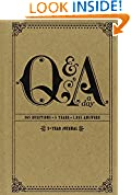 #1: Q&A a Day: 5-Year Journal