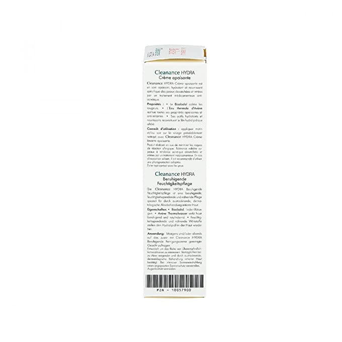 Avene Cleanance hydra Soothing Moisturiser 40ml: Amazon co uk: Beauty