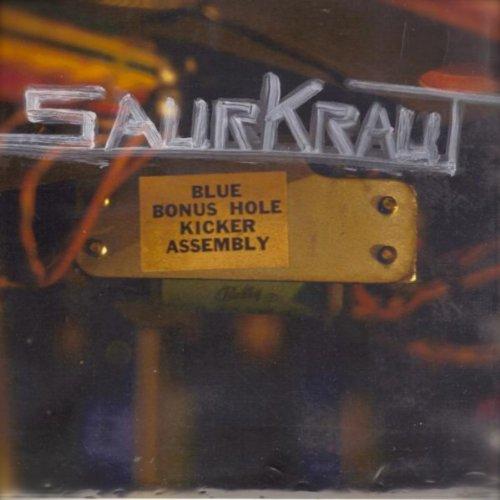 Blue Bonus Hole Kicker Assembly - Kicker Assembly