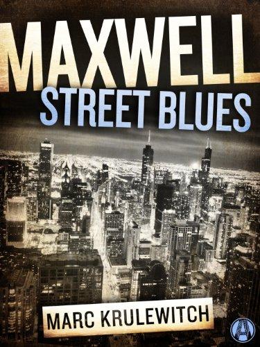 Image of Maxwell Street Blues (Jules Landau Mystery)