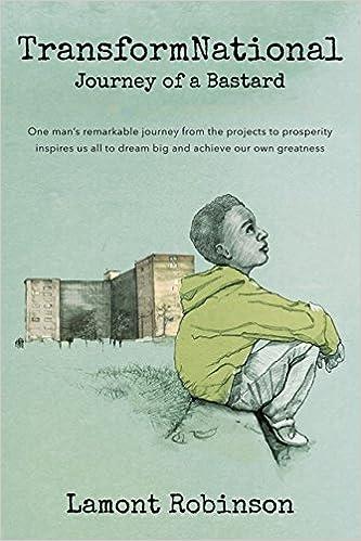 Lamont Robinson Book Cover for TransformNation