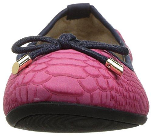 Butterfly Twists Ballet Francesca Womens Pink Butterfly Flat Twists r4qrp
