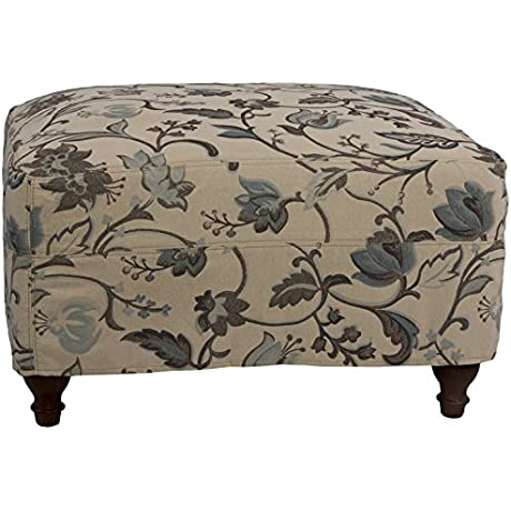 Sunset Trading Seacoast Ottoman Slip Cover Set Only Saratoga Spa