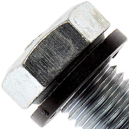 2020 Bmw 525i Oil - APDTY 76347 Engine Oil Pan Drain Plug w/Gasket
