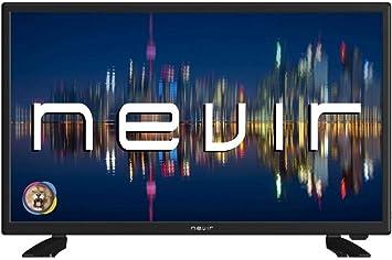 TV Led Nevir NVR7431-24RD-N, 24 Pulgadas, HD Ready: Nevir ...