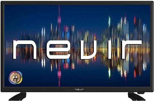 TV Led Nevir NVR7431-24RD-N, 24 Pulgadas, HD Ready: Nevir: Amazon ...