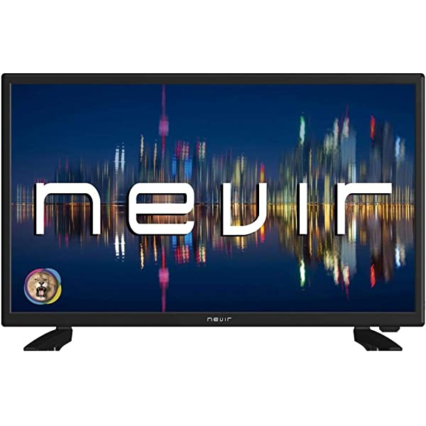 Nevir NVR-7802-24RD-2W-N - TV: BLOCK: Amazon.es: Electrónica