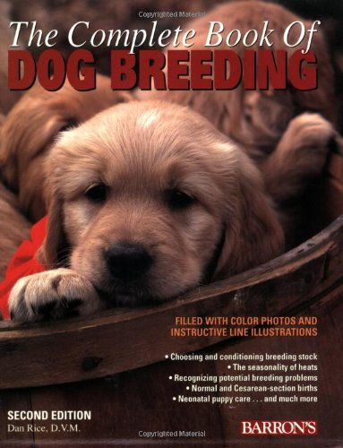 - The Complete Book of Dog Breeding