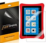 [3-Pack] Supershieldz- Anti-Bubble Clear Screen Protector for Nabi 2 / Nabi 2S 7 inch Tablet + Lifetime Replacements Warranty- Retail Packaging