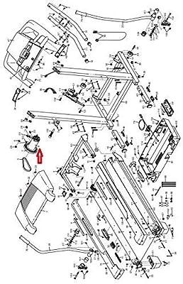 Drive Motor 297197 G- F-190528 Funciona con la Cinta de Correr ...