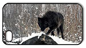 Hipster For Samsung Galaxy S3 I9300 Case Cover customize case black wolf PC Black For Samsung Galaxy S3 I9300 Case Cover