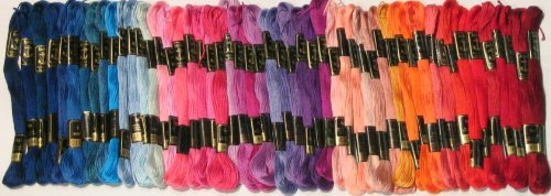 ThreadNanny 100 Anchor Cotton Hand Embroidery Floss