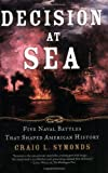 Front cover for the book Decision at Sea by Craig L. Symonds