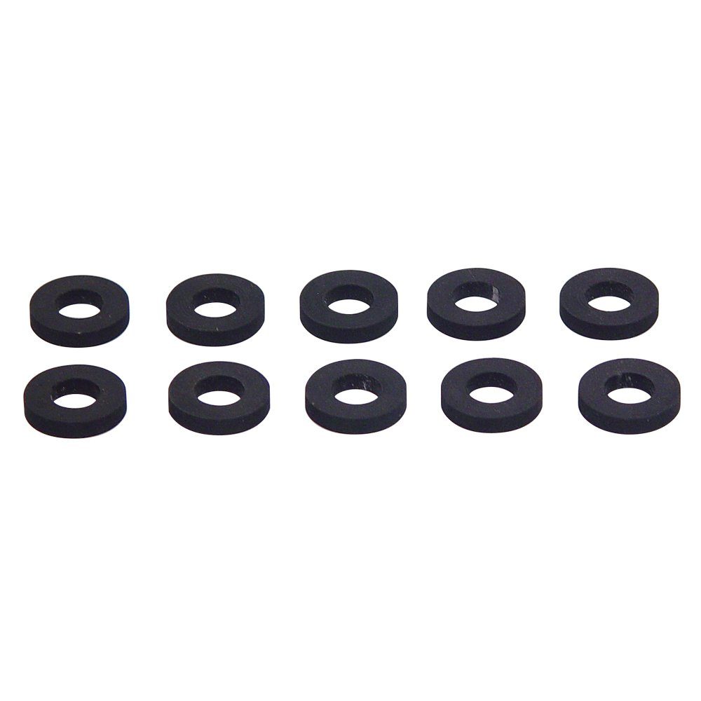 Skat Blast Replacement Air Jet Gaskets, 10-Pack, Made in USA, 6304-10