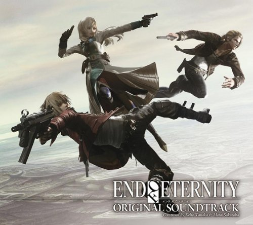 END OF ETERNITY ORIGINAL SOUNDTRACK by GAME MUSIC(O.S.T.) (2010-03-24?
