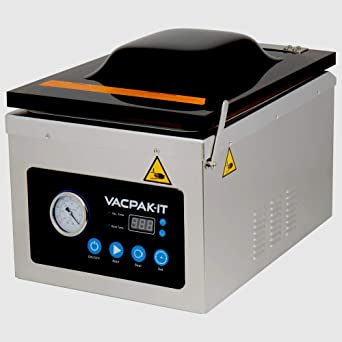 Amazon.com: VacPak-It VMC10DPU - Máquina de embalaje al ...