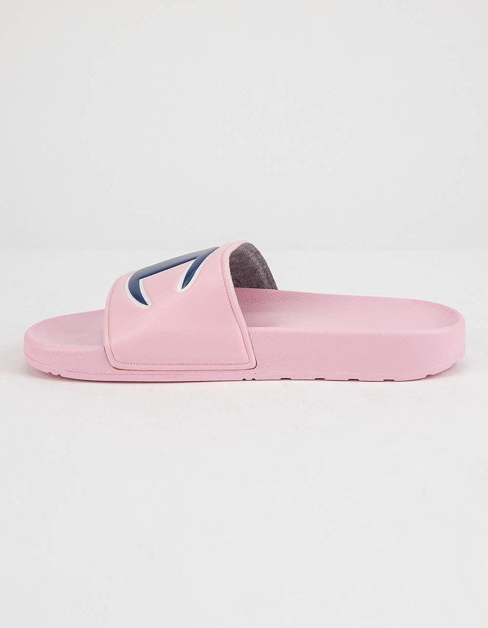 5 M US Big Kid, Pink//Pink 33942638003 Champion Life Youth Kids Unisex Slide Sandals