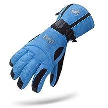 MCTi Waterproof Windproof Men Winter Warm Thermal Snow Skiing Snowboarding Ski Gloves