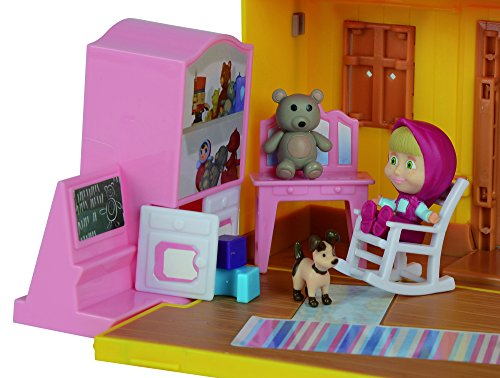 masha et michka la maison de masha d cor mini. Black Bedroom Furniture Sets. Home Design Ideas