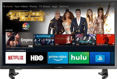 Insignia NS-32DF310NA19 32-inch 720p HD Smart LED TV- Fire TV Edition (Best Price 55 Inch 4k Tv)