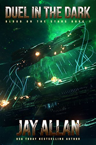 """Marines fighting on the ground and spacers slugging it out in the inky blackness of deep space. It doesn't get much more exciting.""Prepare for an epic battle in Duel In The Dark by Jay Allan"