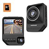 AWESAFE Dual Dash Cam for Cars Front and Inside Dash Cam with 1920X1080P 170°Wide Angle,Night Vision,Sony Sensor,Parking Monitor,Motion Detection for Uber,Taix(32GB Card Included)