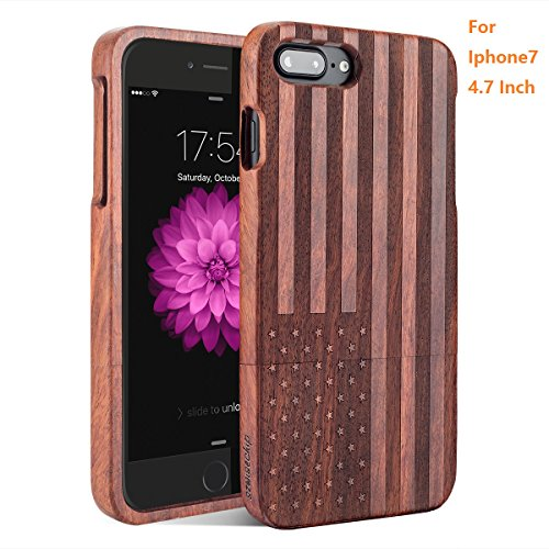 Iphone natural bamboo whole wooden product image