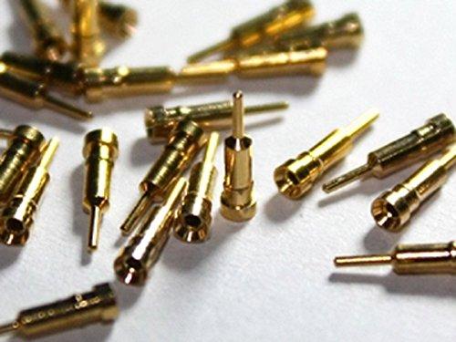 [セオヴェル]THEOVEL メタルバーニア ソードグリップ 20個セット / プラモデル 模型 フィギュア の ディテール に T0455 (ゴールド)の商品画像