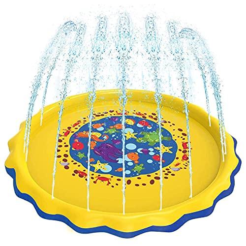 Great Size Splash Pad