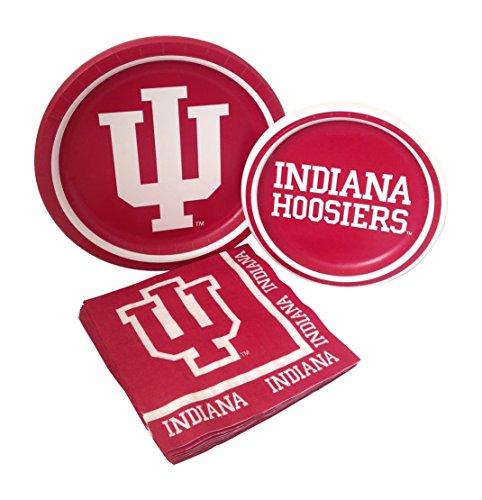 Indiana University Hoosiers Supply Napkins