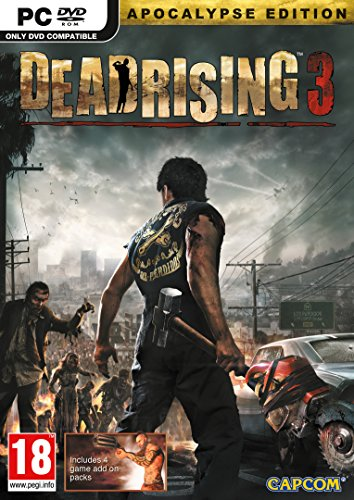 Dead Rising 3 (PC DVD) (Dead Computer Rising)